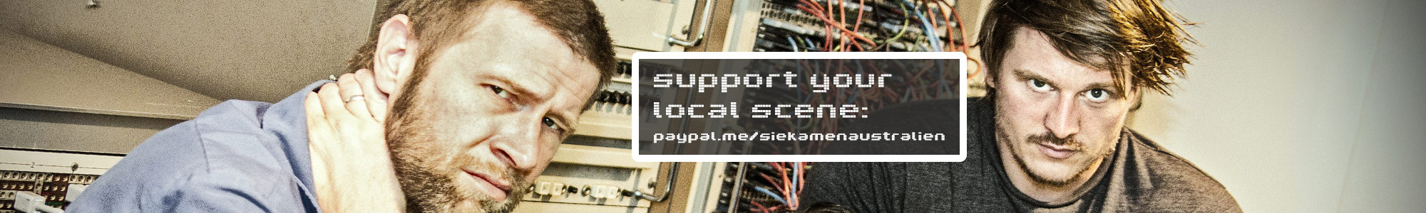 Support via PayPal.me